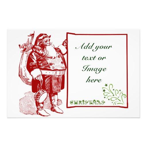 Customizable Merry Christmas Photo