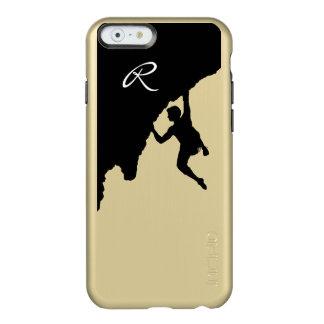 customizable monogram rock climber iPhone 6 Case Incipio Feather® Shine iPhone 6 Case