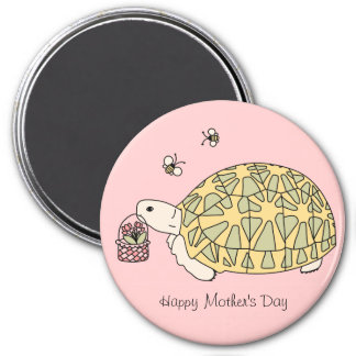 Customizable Mother's Day Tortoise Magnet