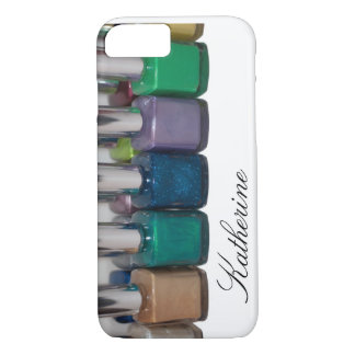 Customizable Nail Polish iPhone 7 Case
