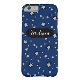 Customizable Name Night Sky Star iPhone 6/6s Case