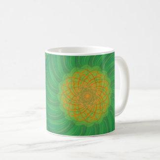 Customizable Nature (Psychedelic spirograph) Coffee Mug