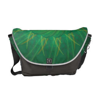 Customizable Nature (Psychedelic spirograph) Courier Bags