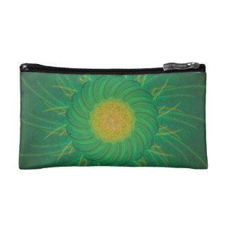 Customizable Nature (Psychedelic spirograph) Makeup Bag