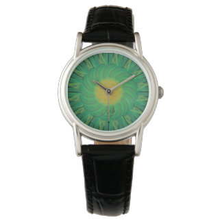 Customizable Nature (Psychedelic spirograph) Watch