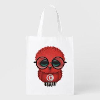 Customizable Nerdy Tunisian Baby Owl Chic