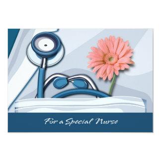 Customizable Nurses Day Greeting Cards 13 Cm X 18 Cm Invitation Card
