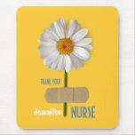 Customizable Nurse's Name Gift Mousepad