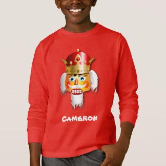Customizable Nutcracker King T-Shirt