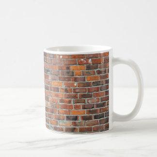 Customizable Old Brick Wall Basic White Mug