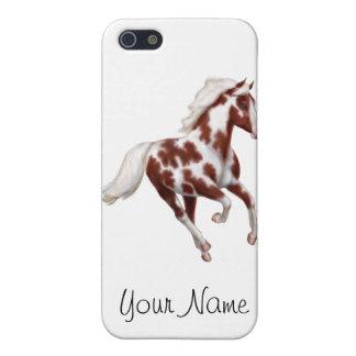 Customizable Overo Paint Horse iPhone 5 Case