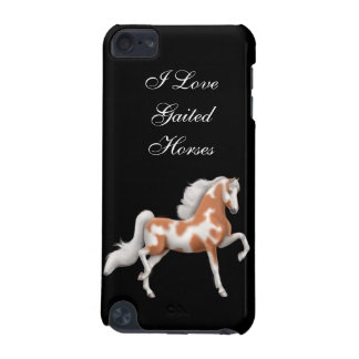 Customizable Paint Saddlebred Horse iPod Case iPod Touch (5th Generation) Cases