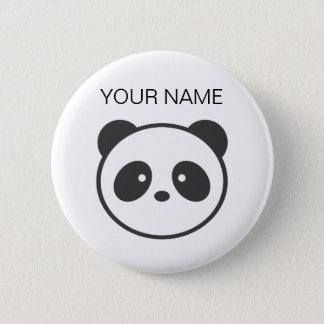 Customizable panda button