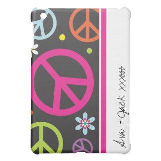 Customizable Peace Sign iPad Case