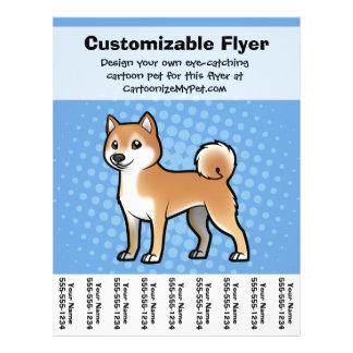 Customizable Pet 21.5 Cm X 28 Cm Flyer