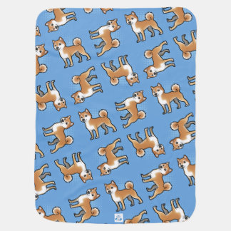Customizable Pet Receiving Blanket