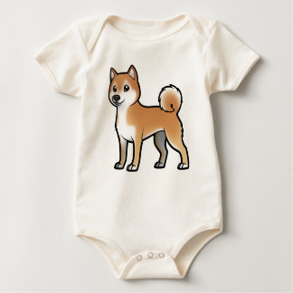 Customizable Pet Baby Bodysuit