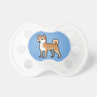 Customizable Pet Baby Pacifiers