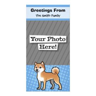 Customizable Pet Customized Photo Card