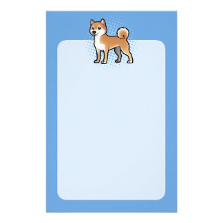 Customizable Pet Customized Stationery