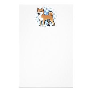 Customizable Pet Customized Stationery