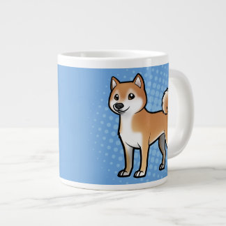 Customizable Pet Large Coffee Mug