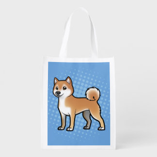 Customizable Pet Reusable Grocery Bag