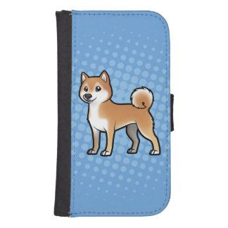 Customizable Pet Samsung S4 Wallet Case