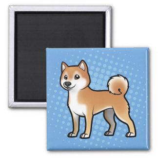 Customizable Pet Square Magnet