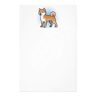 Customizable Pet Stationery