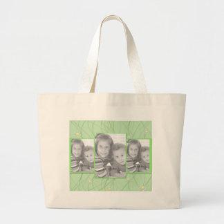 Customizable Photo Bag Template