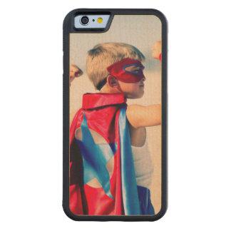 Customizable Photo Maple iPhone 6 Bumper Case