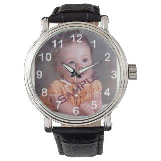 Customizable Photo Watch