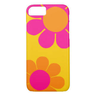 Customizable Pop Flower Power iPhone 8/7 Case