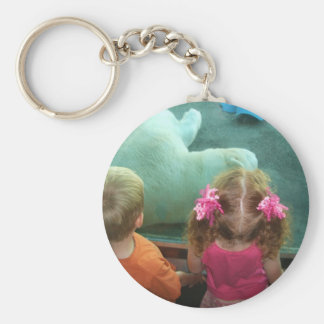 CUSTOMIZABLE PRODUCTS WITH YOUR PHOTOS, LOGOS, etc Basic Round Button Key Ring