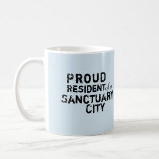 "Customizable ""Proud Resident"" Coffee Mug"