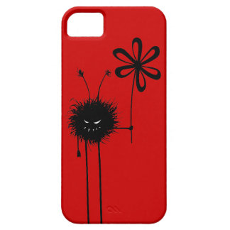 Customizable Red Evil Flower Bug iPhone 5 Covers