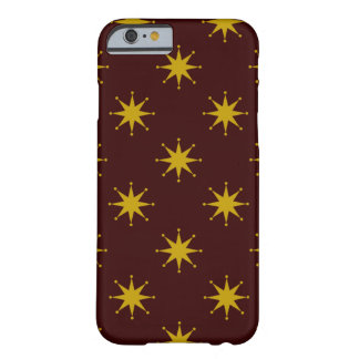 Customizable Retro Stars Barely There iPhone 6 Case