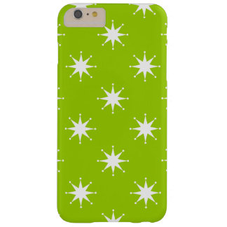 Customizable Retro Stars Barely There iPhone 6 Plus Case