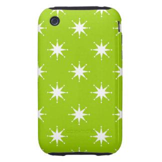 Customizable Retro Stars iPhone 3 Tough Case