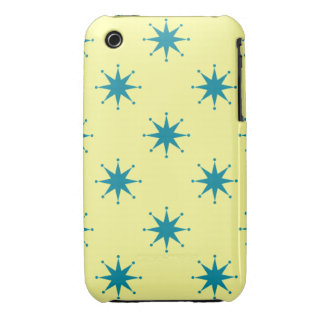 Customizable Retro Stars iPhone 3 Cover