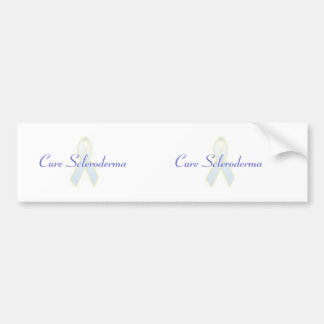 Customizable Ribbon Bumper Stickers! Bumper Sticker