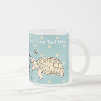 Customizable Russian Tortoise Mug