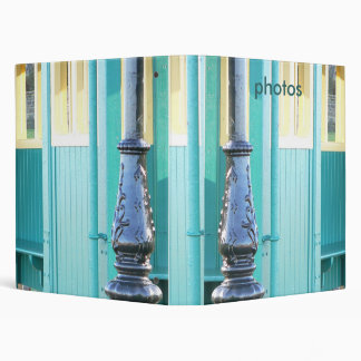 Customizable: Sea front Binder