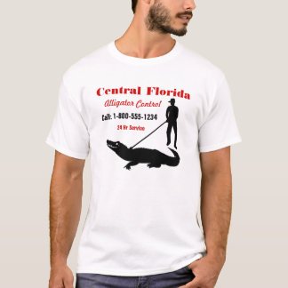 CUSTOMIZABLE Shirt Alligator Catcher