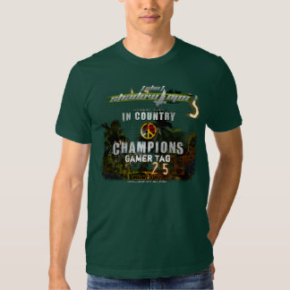 Customizable SHO IN Country Championship Shirt