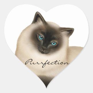 Customizable Siamese Cat Sticker