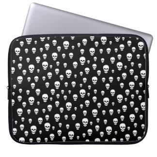 Customizable Skulls Laptop Sleeve