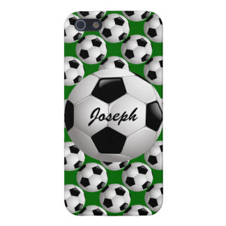 Customizable Soccer Ball Cover For iPhone 5/5S