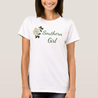 Customizable Southern Girl Shirts, Magnolia Shirt
